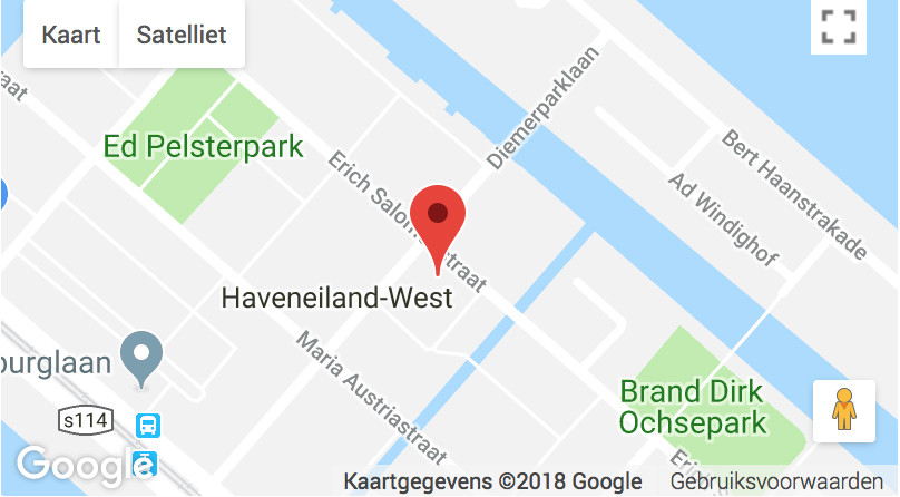 Klik hier voor een routebeschrijving naar onze locatie